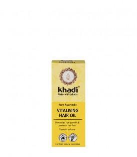 Mini Olio Rivitalizzante per Capelli - Khadi