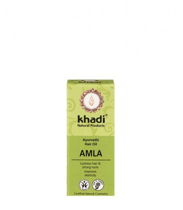 Mini Olio all'Amla per Capelli - Khadi