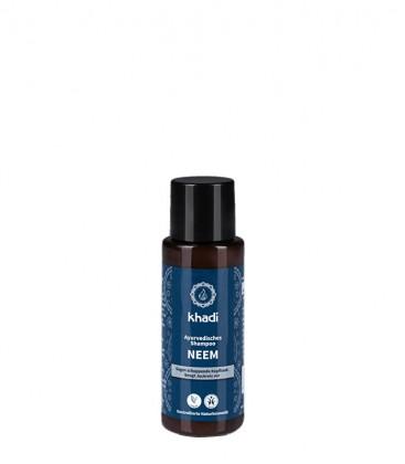 Mini Shampoo Antiforfora al Neem - Khadi