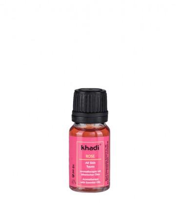 Mini Olio alla Rosa Viso-Corpo - Khadi