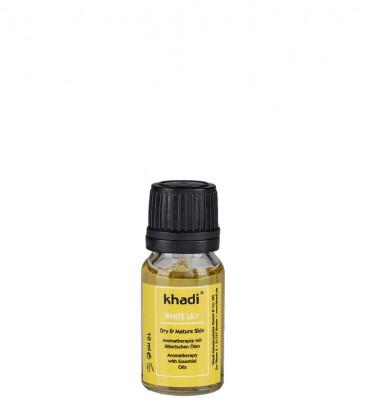 Mini Olio al Giglio Bianco Viso-Corpo - Khadi