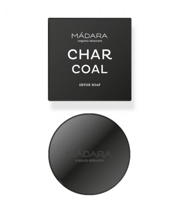 Sapone Charcoal Detox - Madara Cosmetics