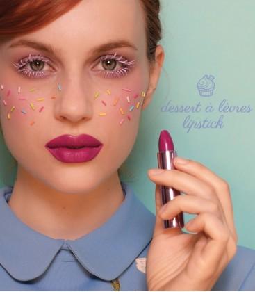 Dessert à Lèvres Mousse Framboise - Neve Cosmetics