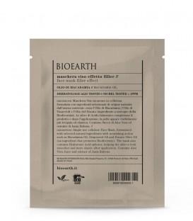 Maschera Viso Effetto Filler - Olio di Macadamia