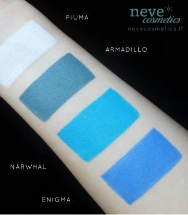 Pastello Occhi Armadillo - Neve Cosmetics