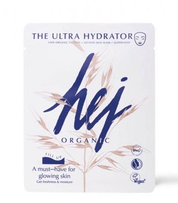 Maschera Viso Ultra Idratante - Hej Organic