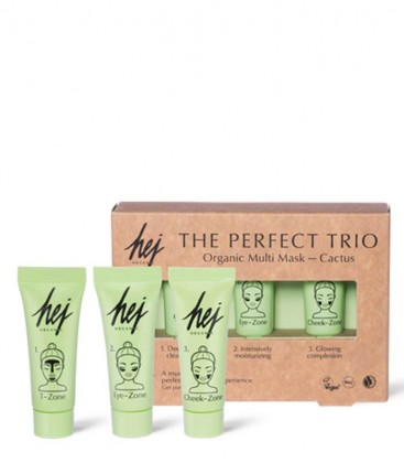 The Perfect Trio Multi Mask - Hej Organic