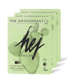 Set Maschere Viso Antiossidanti