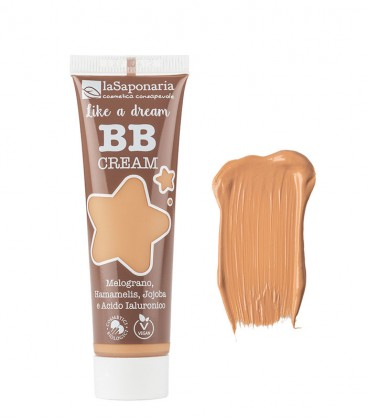 BB Cream Like a Dream Beige La Saponaria