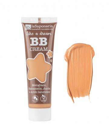 BB Cream Like a Dream Gold La Saponaria