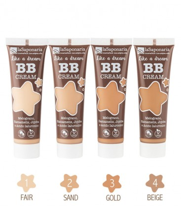 BB Cream Like a Dream La Saponaria