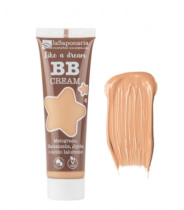 BB Cream Like a Dream Sand La Saponaria