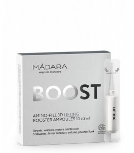 Fiale Lifting Amino-Fill 3D Booster - Madara Cosmetics