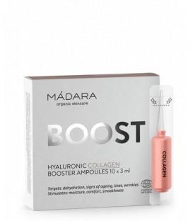 Fiale Idratanti e Rimpolpanti Hyaluronic Collagen Booster