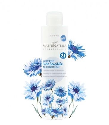 Shampoo Cute Sensibile al Fiordaliso - Maternatura