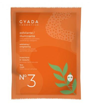 Maschera Esfoliante Illuminate N. 3 - Gyada Cosmetics