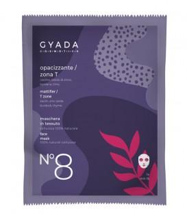 Maschera Opacizzante Zona T N. 8 - Gyada Cosmetics