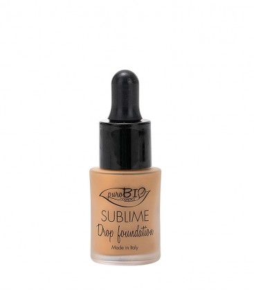 Sublime Drop Foundation 04 - PuroBio Cosmetics