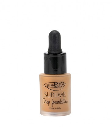 Sublime Drop Foundation 05 - PuroBio Cosmetics