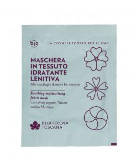 Maschera in Tessuto Idratante-Lenitiva - Biofficina Toscana