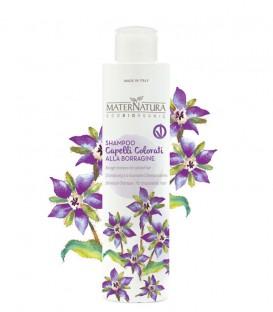 Shampoo alla Borragine - Capelli Trattati - Maternatura