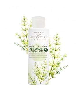Spray Lucidante Anticrespo con Equiseto - Maternatura