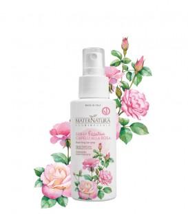 Spray Fissativo Capelli alla Rosa