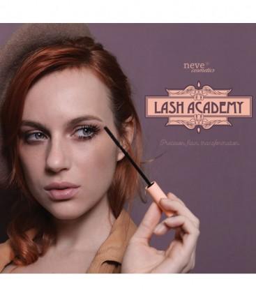 Lash Academy mascara - Neve Cosmetics