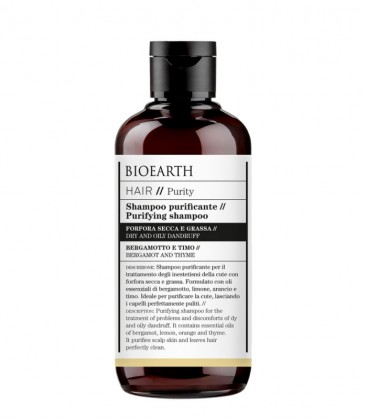Shampoo Purificante - Bioearth