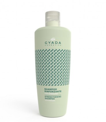 Shampoo Rinforzante con Spirulina - Gyada Cosmetics