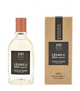 Cèdre & Iris Soyeux - 100BON