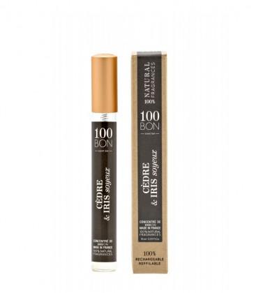 Cèdre & Iris Soyeux 10 ml - 100BON