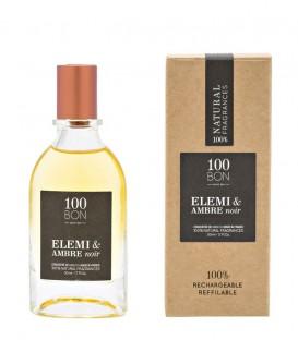 Elemi & Ambre Noir - 100BON