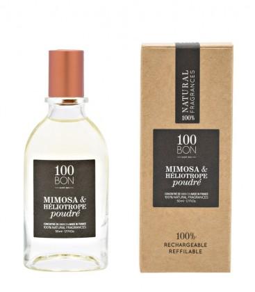 Mimosa & Héliotrope Poudré - 100BON