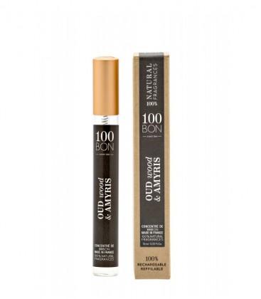 Oud Wood & Amyris 10 ml - 100BON