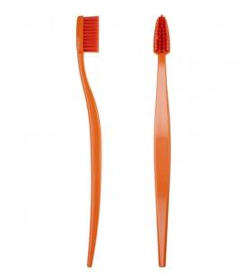 Spazzolino da Denti Biodegradabile - Colore Arancione