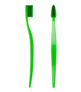 Spazzolino da Denti Biodegradabile - Colore Verde