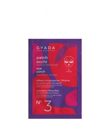 Patch Occhi N. 3 – Rimpolpanti / Effetto Lifting - Gyada Cosmetics