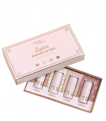 Cofanetto Kisses Collection - Neve Cosmetics
