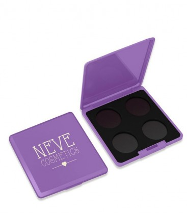 Palette Personalizzabile Violet Vision - Neve Cosmetics
