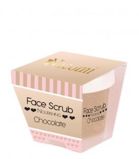 Face Scrub Chocolate – Scrub Viso e Labbra Nutriente - Nacomi