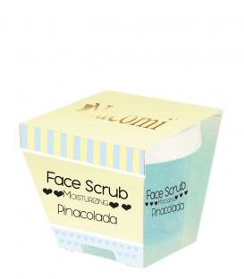 Face Scrub Pinacolada – Scrub Viso e Labbra Idratante - Nacomi
