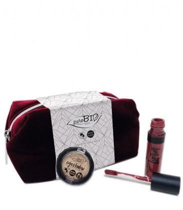 Pochette Bordeaux - PuroBio Cosmetics