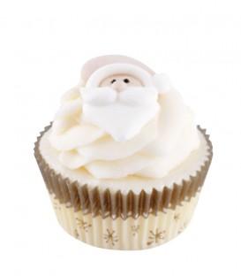 Cupcake da Bagno - Natale - Badefee