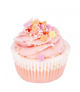 Cupcake da Bagno - Nuvola Rosa - Badefee