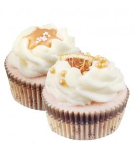 Cupcake da Bagno - Set Arancia e Cannella