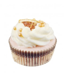 Cupcake da Bagno - Arancia e Cannella - Badefee