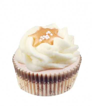 Cupcake da Bagno - Spicy Star - Badefee