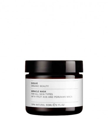 Miracle Organic Face Mask - Evolve Organic Beauty