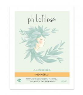 Henné Rosso n. 1 - Phitofilos